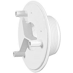 "VGB Adapter Fitting, Suction, 2""MPT x 1-1/8""Thread Length x 1-1/2""S White"