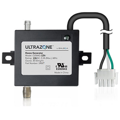 ULTRAZO3NE CD, Kit, 115V, W/ 5' cord, 4 Pin Amp Plug 6' Tubing W/Check Valve