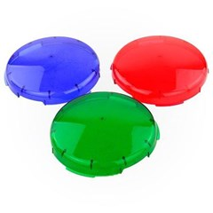 AMERLITE Kwik-Change Lens Covers Contains: Green, Blue & Red