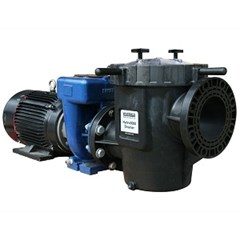 "Hydro 5000 Commercial Pool Pump 6"" Suction X 4"" Discharge, 208-230/460V"