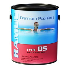 Ramuc - Type DS Acrylic Pool Paint DARK BLUE