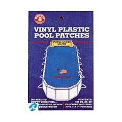 Vinyl Pool Patches Single