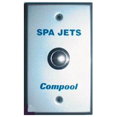 Additional / Replacement Spa Jets Switch (for Multiple Jet Pumps)