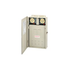 125 Amp Time Clock Control Centers