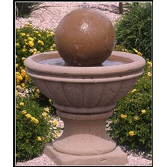 Tuscany Series Sphere Fountain