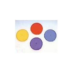 Selecta-Color Lens Kit (Amber, Blue, Dark Blue & Red) 7 Inch Dia.