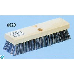 Wood Bristle Commercial Acid Wash and Deck Brush