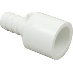 "Barb Adapter, 1/2"" Spigot x 3/8"" Barb"
