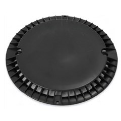 "Retrofit 8"" Super Low Profile Pool MainDrain Safety Cover"