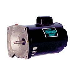 Square Flange Motor, One Speed