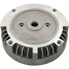 Shaft End Bell-Round Body, (Use 304 Bearing)
