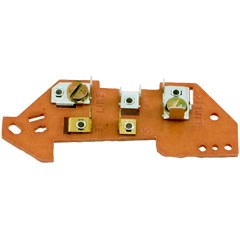 Terminal Board - 1/2 - 2 HP Round Body