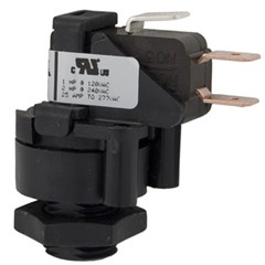 Air Switch - 25 Amp, Latching SPDT