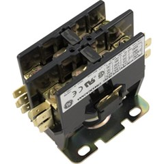 Contactor, 30 Amp, 120V Coil, DPST