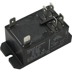 T-92 Relay DPST-NO 12VDC Coil