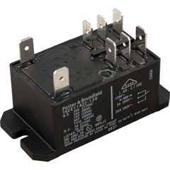 T-92 Relay DPDT 120vac Coil