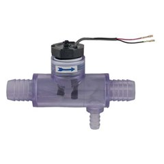 Flow Switch with transparent tee, 2 pump