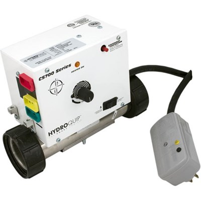 Spa Pack, Inline,1.0KW W/15A GFCI Cord(unswitched blower cir.)