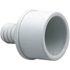 "Barb Adapter 1.5"" Spigot x Ribbed Barb"