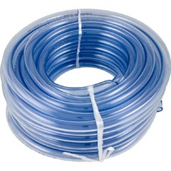 "Clear Vinyl Tubing, 3/4""ID x 1""OD 100 Foot Roll"