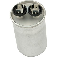 "Run Capacitor, 25 MFD, 370vac, 1-3/4"" x  2-7/8"""