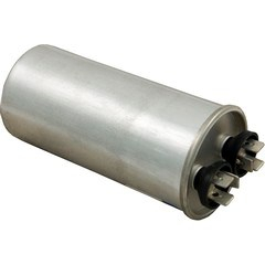 "Run Capacitor, 35 MFD, 370vac, 2"" x 3-3/4"""