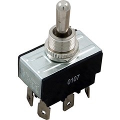 Toggle Switch, DPDT Center Off