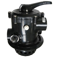 Backwash Valve, Top Mount, Flanged