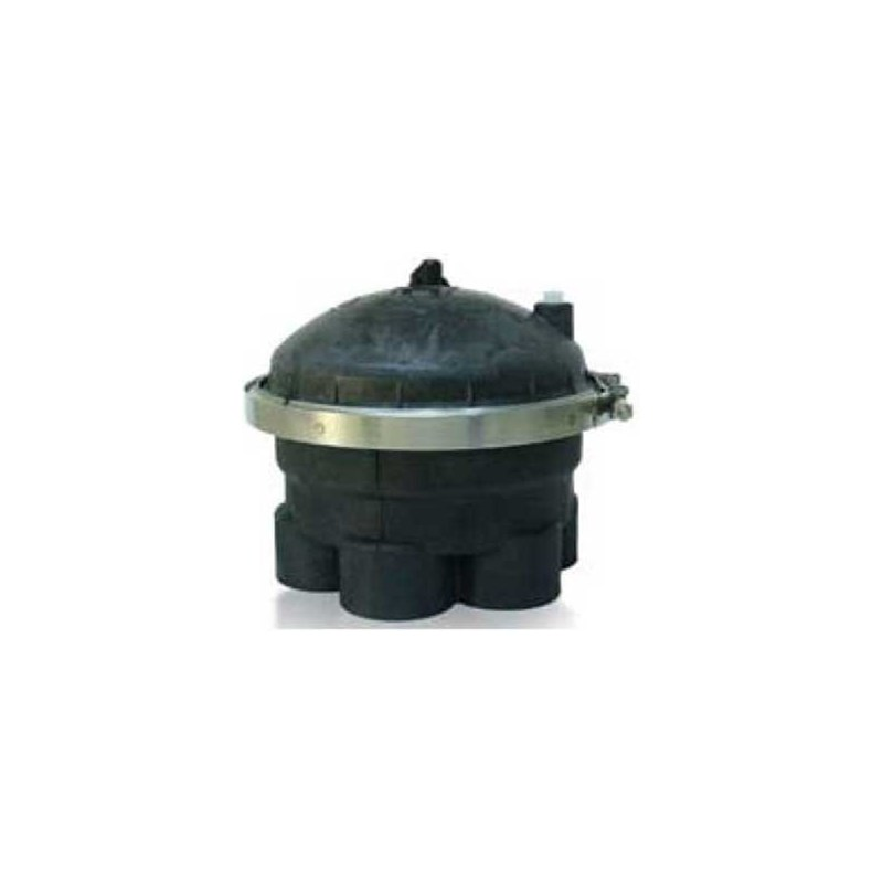 "2"" Black 2 Port Water Valve"