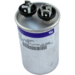 "Run Capacitor, 22.5 MFD, 370vac, 1-3/4"" x 2-7/8"""