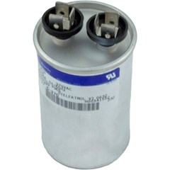 "Run Capacitor, 17.5 MFD, 370vac, 1-3/4"" x 2-7/8"""