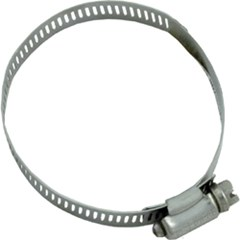 "Stainless Steel Clamp, 2-1/16"" to 3"""