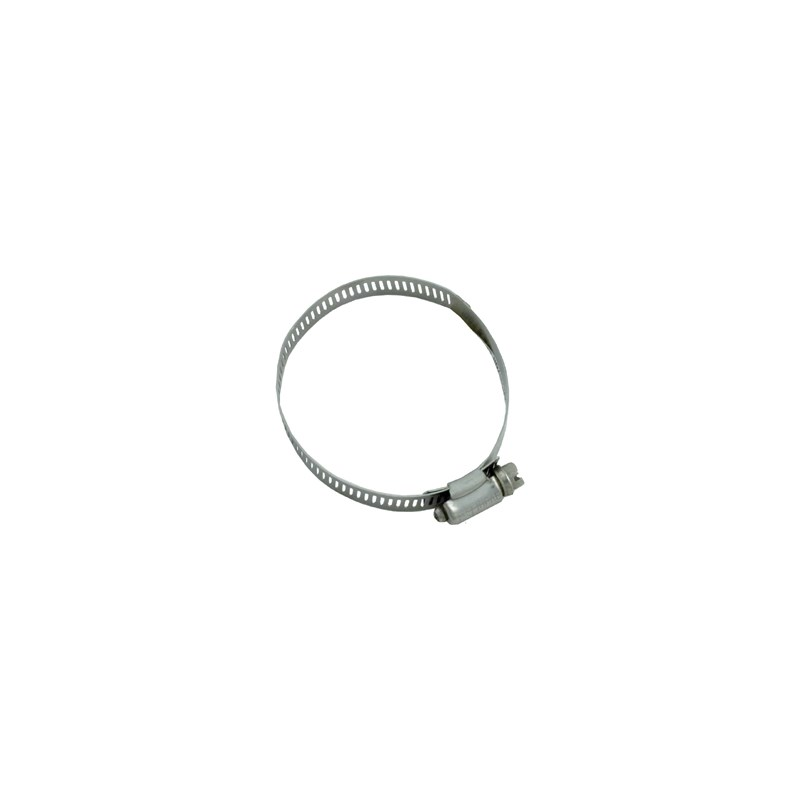 """Stainless Steel Clamp, 2-1/16"""" to 3"""""""