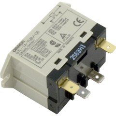 Omron Relay, SPST 24VAC 30A