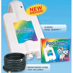 Pool Sentry Water Level Control