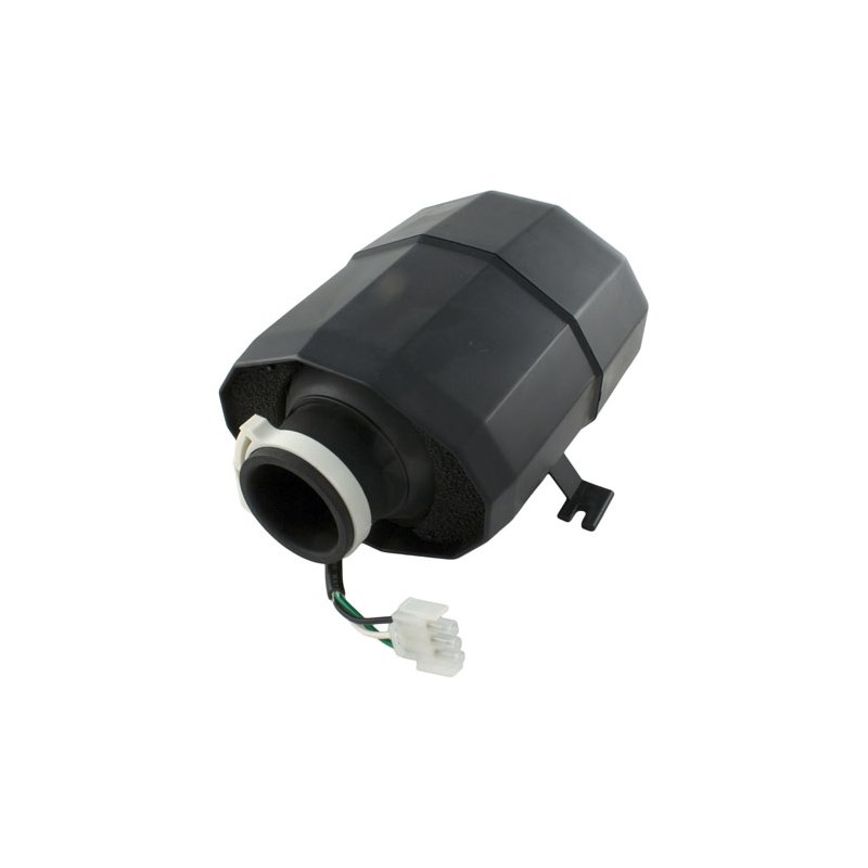 Silent Aire Side Mount Blower, 2.3A 1 HP, 240 V
