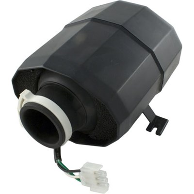 Silent Aire Side Mount Blower, 3.6A 1.5 HP, 240 V