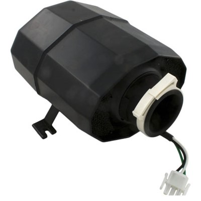 Silent Aire Side Mount Blower, 7A 1.5 HP, 120 V