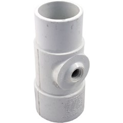 "Tee Adapter 1.5""S x 1.5""SPG x 3/8""FPT"