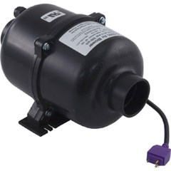 "Comet 2000 Air Blower - 1 HP, 2.4 AMP, 220v ""MINI"" JJ Plug"