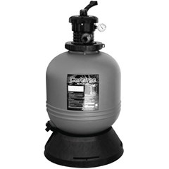 "Carefree Top Mount Sand Filter w/ 1-1/2 "" Valve 26"""