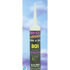 Boss 801 Neutral Cure Silicone Adhesives