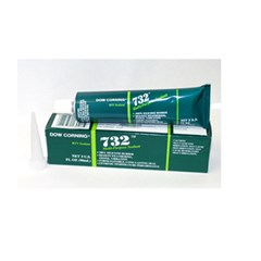 DOW 732 Neutral Cure Silicone Adhesive
