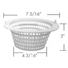Seasonmaster Basket with Tabs