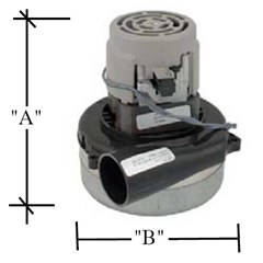 Tangential Discharge Replacement Blower Motors