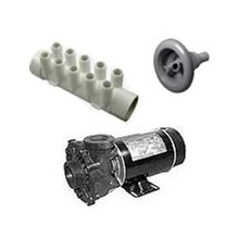 Hydro Air Spa Water System Components