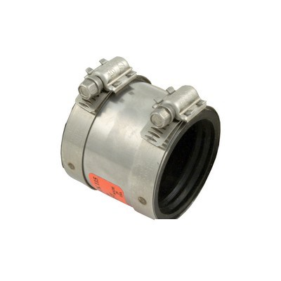 """1-1/2"""" Mission Coupling to 1-1/2"""" Copper"""